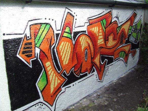 Hope grafiti