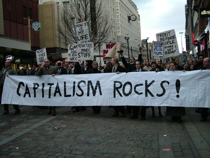 relationship between christianity and capitalism