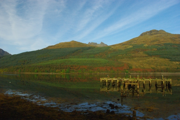loch long, the cobbler, arrochar