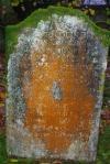 gravestone, inverchaolain chapel, loch striven