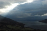 Above Loch Striven- out towards Bute