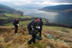 Above Loch Striven 1