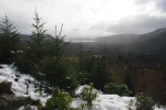 Looking over Benmore towards Holy Loch