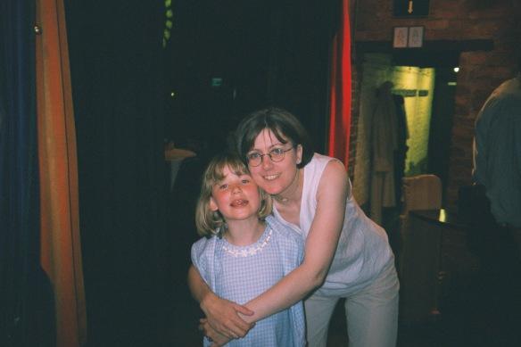 Michaela and Emily- 2003