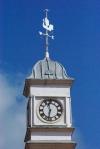 Dunoon pier clock