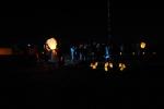 More lanterns rising