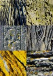 Textures, McCormaig Isles, collage