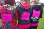 Race for life- messages of rememberance