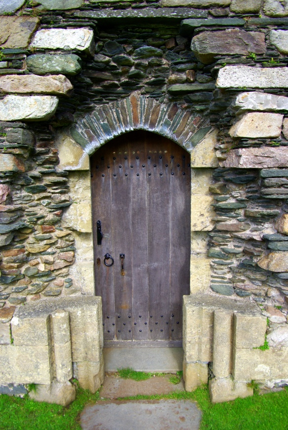 KIlmory chapel door