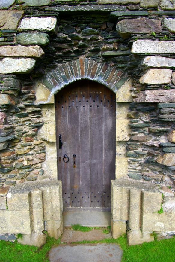 KIlmory chapel door