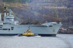 Navy monster (HMS Illustrious)