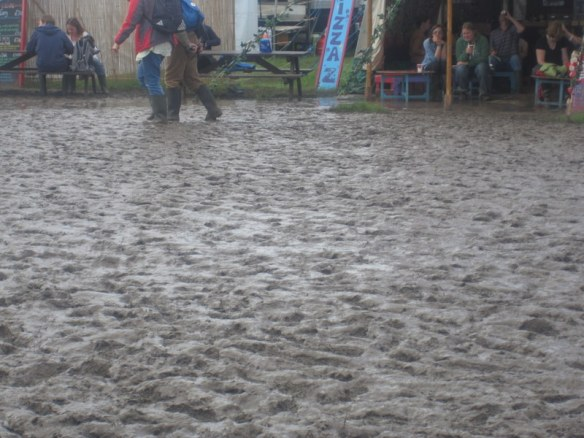 Mud greenbelt 2012
