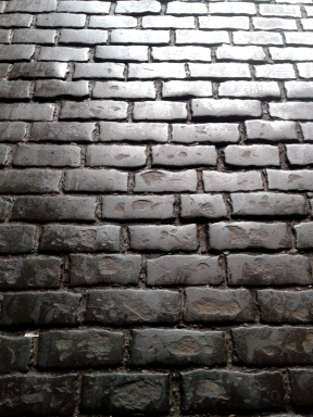 cobbles, light