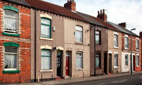 Houses in Middlesbrough