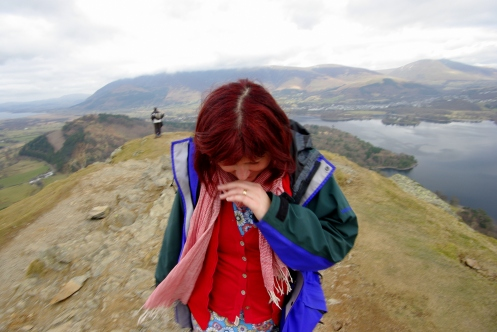 Michaela, Cat Bells