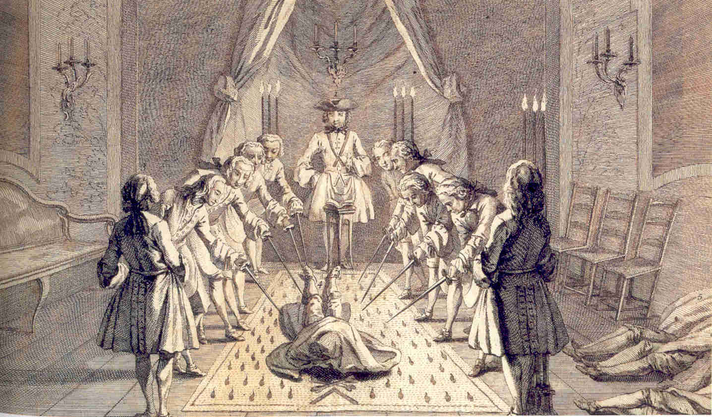 Freemasonry- benign oddity or the seed of corruption? | this fragile tent
