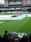 rain stopped play, the oval