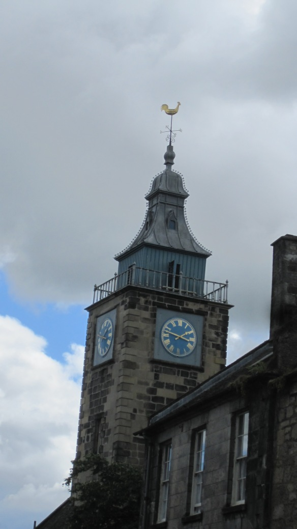 Clock tower, stirling