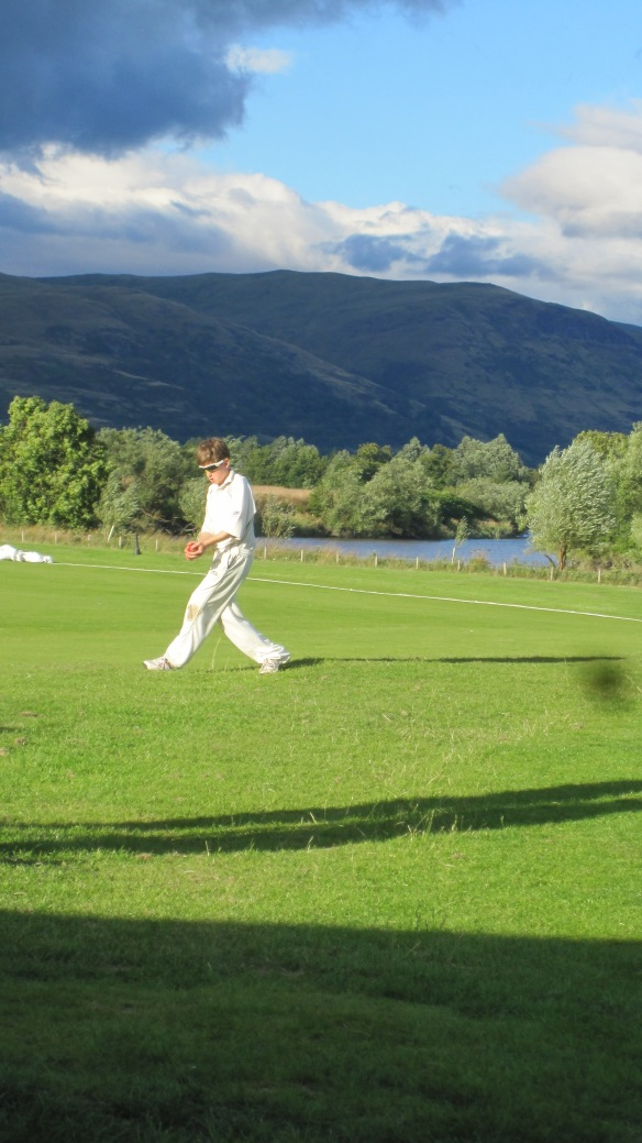 william, cricket
