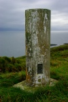 trig point, elieach an naoimh