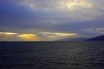 Looking out towards Arran, Loch Fyne