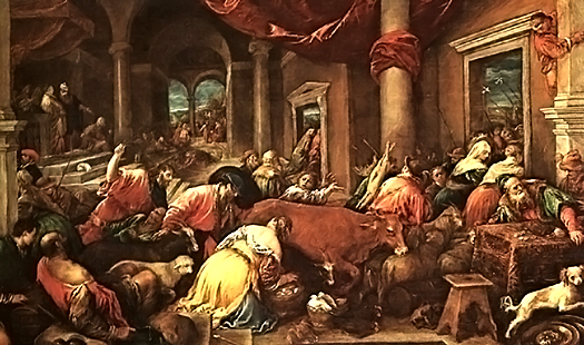 Bassano_The_Purification_of_the_Temple