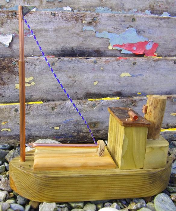 driftwood puffer