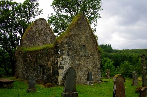 Kilmore Chapel, Strathlachlan