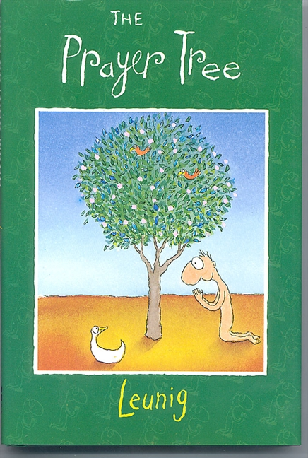 the prayer tree, leunig