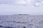 Approaching Eilean Mor, MaCormaig Isles