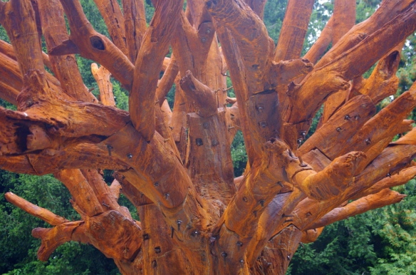 ai wei wei iron tree