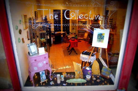 The collective pop up shop dunoon