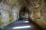 Refectory, Inchcolm Priory