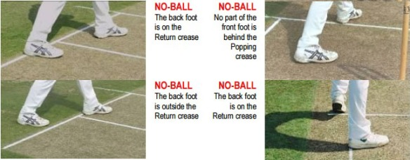 No Ball Rules 1